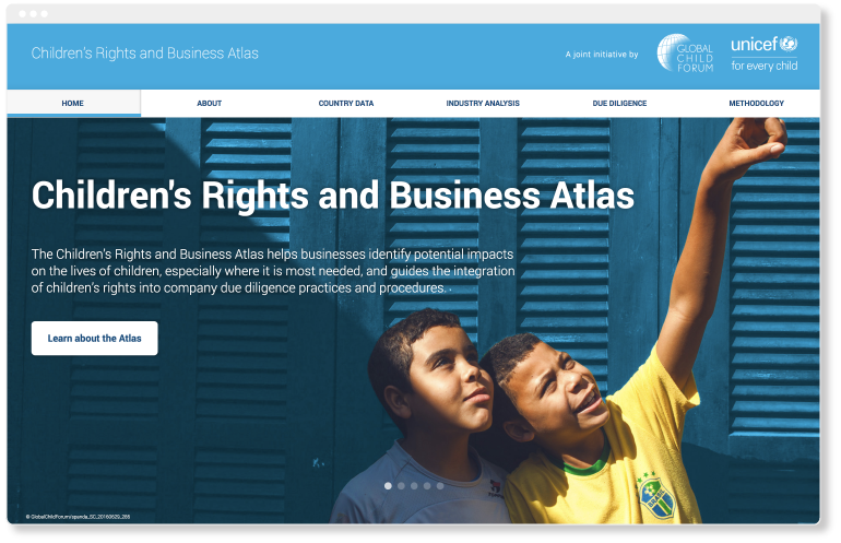 Children's Rights Business Atlas